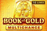 Игровой автомат Book of Gold: Multichance играть без регистрации