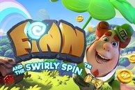 Новый игровой автомат Finn and the Swirly Spin от провайдера NetEnt