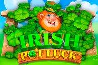 Слот Irish Pot Luck для мобильного