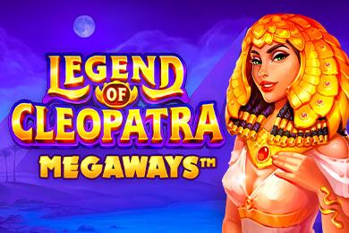 Играть в слот Legend of Cleopatra Megaways бесплатно