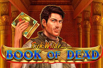 Интернет слот Book of Dead