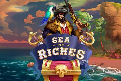 Играть в слот Sea of Riches без регистрации