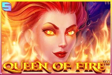 Обзор игрового автомата Queen of Fire от разработчика Spinomenal