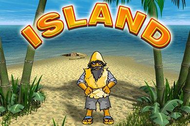 Видеослот Остров от компании Игрософт