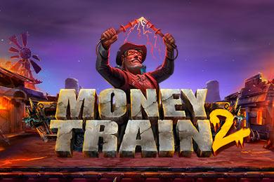 Игровой автомат Money Train 2 играть бесплатно